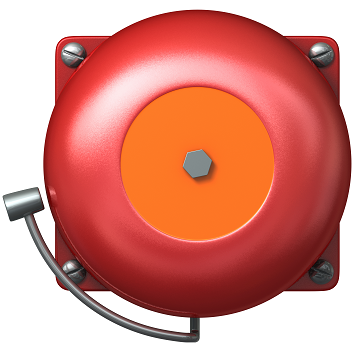 False Alarm Tracking Fire Bell